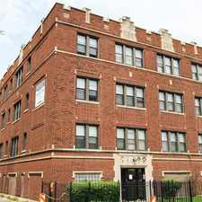Rental info for 8456 S Wabash Ave in the Chatham area