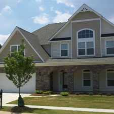 Rental info for Immaculate 4/3 Home in Cureton!