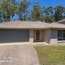 Rental info for GREAT FAMILY HOME IN AN IDEAL REDLAND BAY LOCATION in the Brisbane area