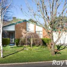 Rental info for THERE IS NO COMPARISON! in the Pakenham area