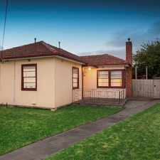 Rental info for PET FRIENDLY TWO BEDROOM TREASURE!!! in the Melbourne area