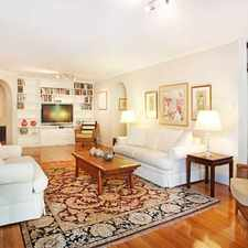 Rental info for Fully Furnished - One Of A Kind North Facing Garden Apartment in the Sydney area