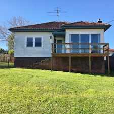 Rental info for Lake Views in the Lake Munmorah area