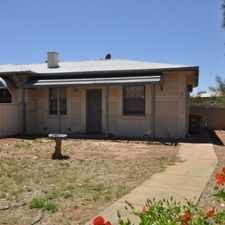 Rental info for Perfectly Located in the Adelaide area