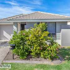 Rental info for LOW MAINTENANCE - 4 BEDROOM HOME! in the Brisbane area