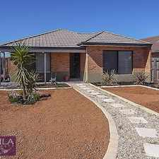 Rental info for This charming 3 bedroom home to call your own in the Ellenbrook area