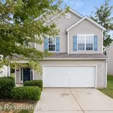 Rental info for 7703 Hidden Creek Dr Charlotte in the Coulwood East area