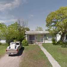 Rental info for ~*~ 1719 Gorman San Antonio TX in the Harvard Place - Eastlawn area