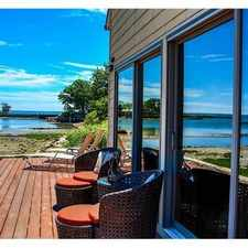 Rental info for Unique waterfront opportunity.