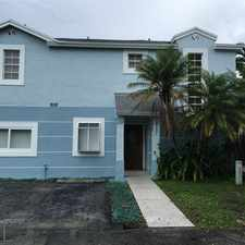 Rental info for 9112 SW 147TH CT