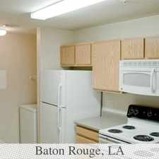 Rental info for Over 1,218 sf in Baton Rouge. Pet OK!