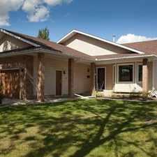 Rental info for Fort Saskatchewan House for rent