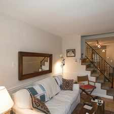 Rental info for 2 bedrooms Townhouse in Baltimore in the Upper Fells Point area