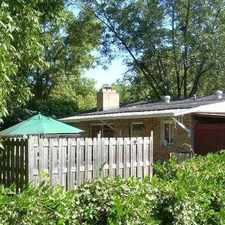 Rental info for Albany - in a great area.