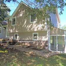Rental info for 14625 S Greentree Drive
