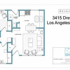 Rental info for 3415 Drew St #1