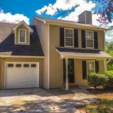 Rental info for Peachtree City Newly Renovated 3 Bedroom !