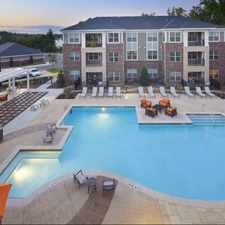 Rental info for The Village at Marquee Station Apartments