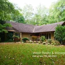 Rental info for 798 McLendon Circle