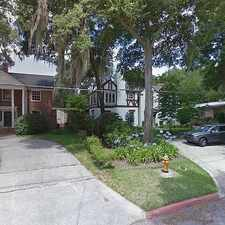 Rental info for Single Family Home Home in Jacksonville for For Sale By Owner in the Miramar area