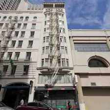 Rental info for 124 Mason Street in the Tenderloin area