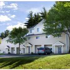 Rental info for Katahdin Woods at Lexington