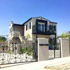 Rental info for 1545 Talmadge Street in the Silver Lake area