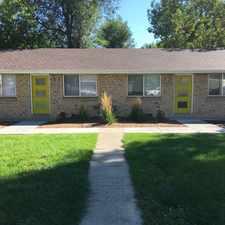 Rental info for 4850 Garrison Street in the Wheat Ridge area