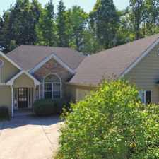 Rental info for 515 Tribble Creek Dr