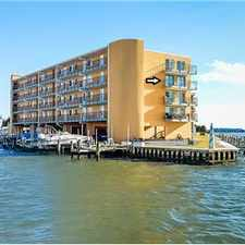 Rental info for Bayfront End Unit Condo in OC