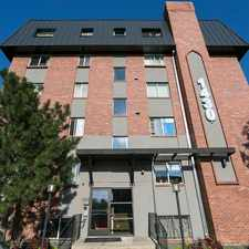 Rental info for 1430 Humboldt in the Cheesman Park area
