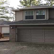 Rental info for $5000 6 bedroom House in Portland Southwest in the Arnold Creek area