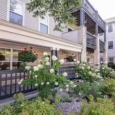 Rental info for Waterview of Sheboygan Senior Apartments