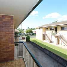 Rental info for BRIGHT, FRESH AND A GREAT LOCATION in the Brisbane area