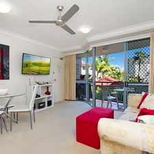 Rental info for 50 metres from the beach in the Centre of Kirra in the Coolangatta area