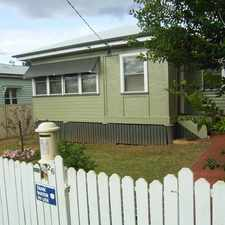 Rental info for Beautifully Renovated Modern Home With Character. in the Toowoomba area