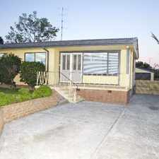 Rental info for Tidy Home in the Warilla area