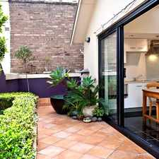 Rental info for Stunning & Oversized One Bedroom Apartment in the Sydney area