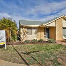 Rental info for Modern Townhouse on West Side in the Mildura area