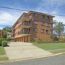 Rental info for STROLL TO THE CBD! in the Port Macquarie area