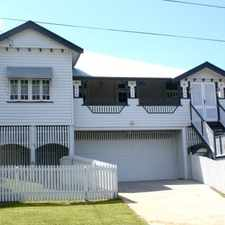 Rental info for Majestic Queenslander in the North Ipswich area