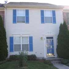 Rental info for Nice Family Townhouse for rent!