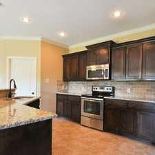 Rental info for Greenville - -House-NEW CONSTRUCTION - This is a three bedroom. 2 Car Garage!