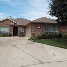 Rental info for Beautiful Rockwall Home