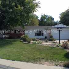 Rental info for Beautiful 3BD, 2BA Ranch in Wheat Ridge, Huge Backyard! $750 OFF 1ST MONTH'S RENT! in the 80033 area