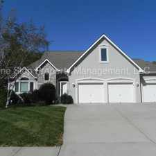 Rental info for Absolutely stunning 4 bedroom, 2.5 bathroom home in Liberty! in the Liberty area