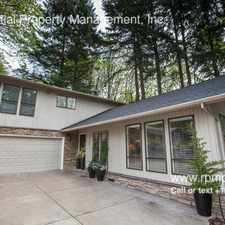 Rental info for 2760 Overlook Dr.