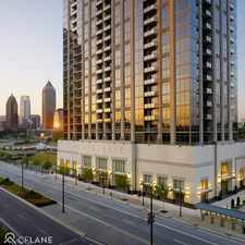 Rental info for The Atlantic in the Atlantic Station area