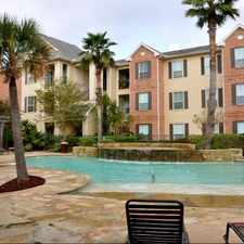 Rental info for 9775 Windwater Dr #77t in the Greater Hobby Area area