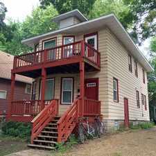 Rental info for 1114 Milton Street in the Greenbush area